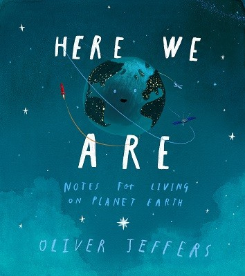Meet Oliver Jeffers