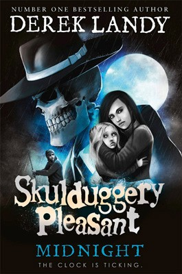 Midnight - Skulduggery Pleasant 11 (Hardback)