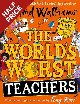 The World's Worst Teachers (Hardback)