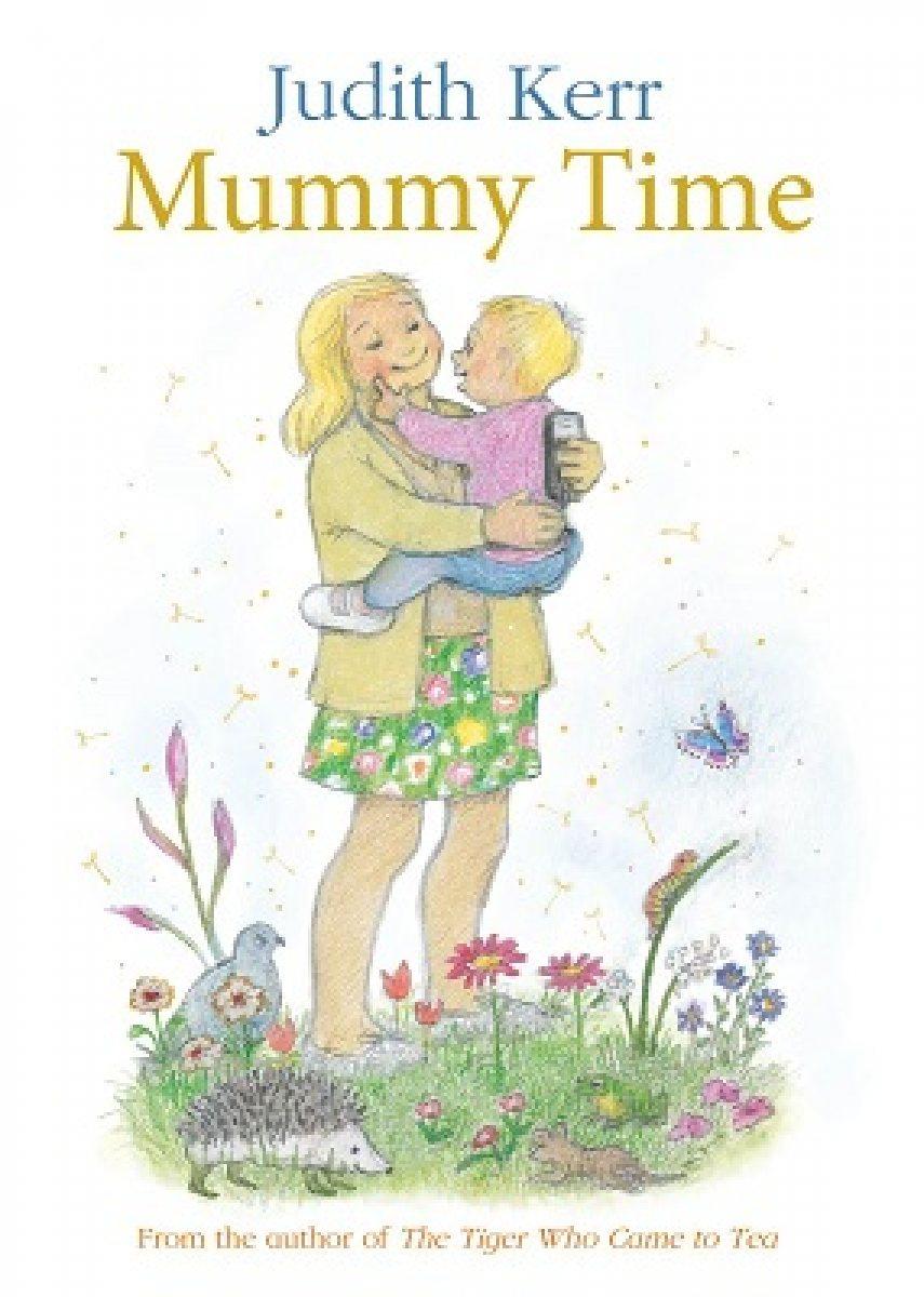 Mummy Time (Hardback)