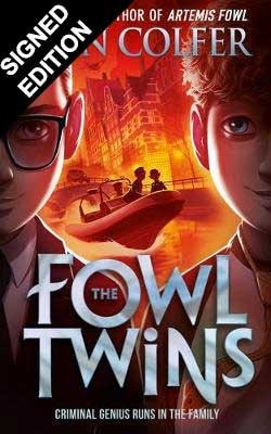 The Fowl Twins: Signed Exclusive Edition (Hardback)