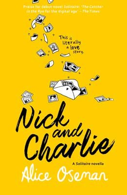 Nick and Charlie - A Solitaire novella (Paperback)