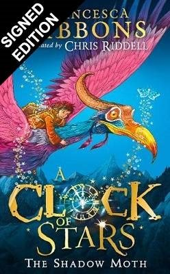 A Clock of Stars: The Shadow Moth: Signed Bookplate Edition (Paperback)
