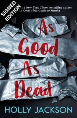 As Good As Dead: Signed Exclusive Edition (Paperback)