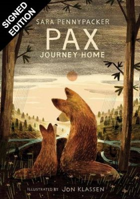 Pax, Journey Home