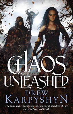 Chaos Unleashed: (The Chaos Born 3) - The Chaos Born (Paperback)