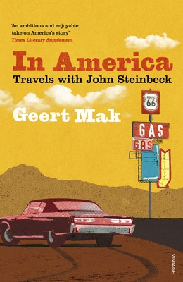 In America: Travels with John Steinbeck (Paperback)
