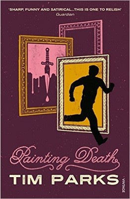 Painting Death (Paperback)