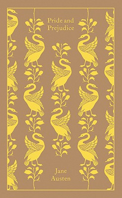 Cover of the book, Pride and Prejudice.