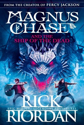 Magnus Chase and the Ship of the Dead (Book 3) - Magnus Chase (Hardback)