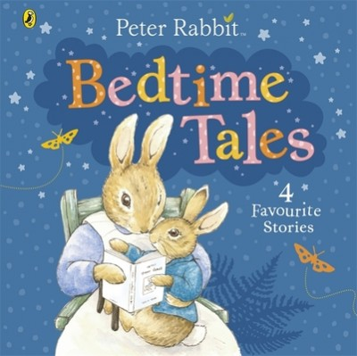 Peter Rabbit's Bedtime Tales (Board book)