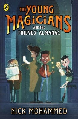 The Young Magicians and The Thieves' Almanac (Paperback)