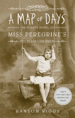 A Map of Days: Ransom Riggs in conversation