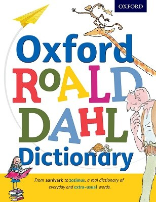 Image result for Roald Dahl Dictionary