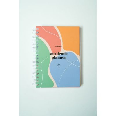 Ink Outside The Box Academic Planner 2021-2022