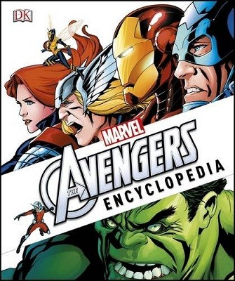 Marvel The Avengers Encyclopedia (Hardback)