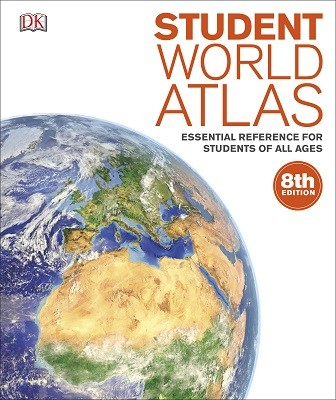 Student World Atlas: Essential Reference for Students of All Ages (Paperback)