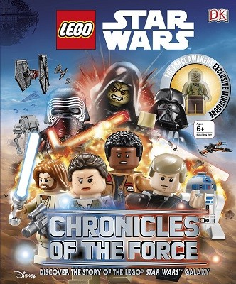 LEGO Star Wars Chronicles of the Force