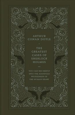 The Greatest Cases of Sherlock Holmes (Hardback)
