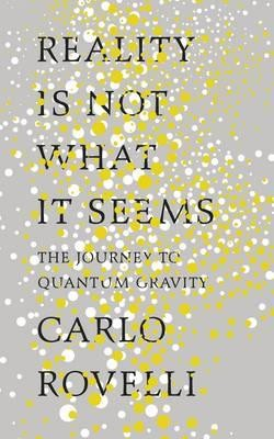 Reality Is Not What It Seems: The Journey to Quantum Gravity (Hardback)