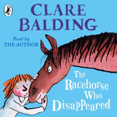 The Racehorse Who Disappeared (CD-Audio)