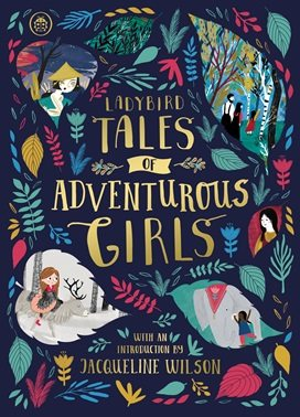 Ladybird Tales of Adventurous Girls (Hardback)