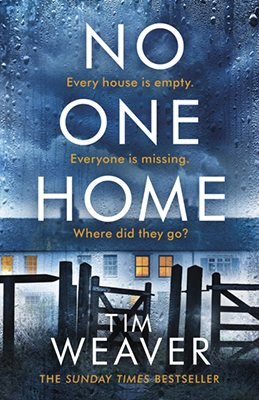 No One Home - David Raker Missing Persons (Hardback)