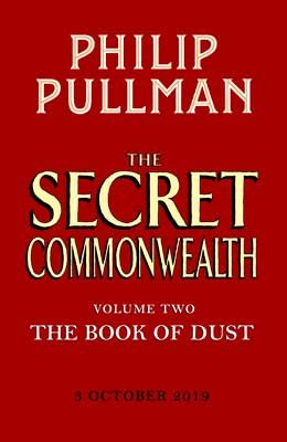 The Secret Commonwealth Release day!