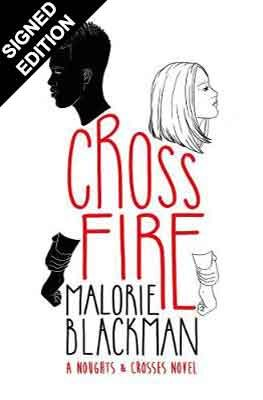 Cover of the book, Crossfire.