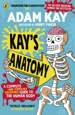 Kay's Anatomy: A Complete (and Completely Disgusting) Guide to the Human Body (Paperback)
