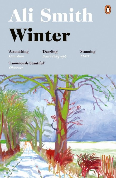 Image result for Ali Smith: Winter.