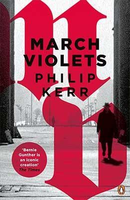 March Violets (Paperback)