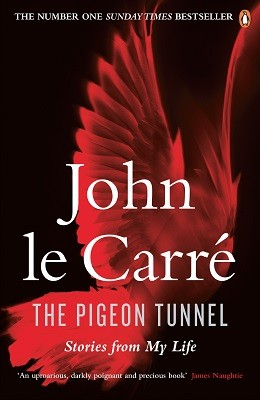 The Pigeon Tunnel: Stories from My Life (Paperback)