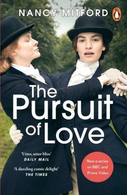 The Pursuit of love BBC, l'adaptation du roman de Nancy Mitford avec Lily James 9780241991848