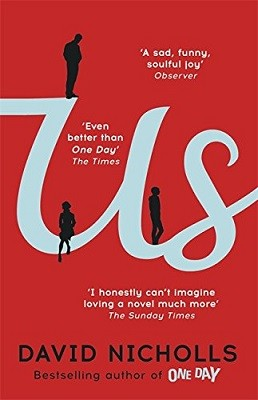 Cover of the book, Us.