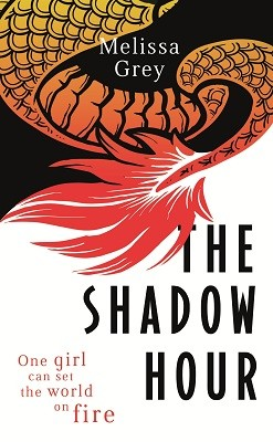The Shadow Hour - The Girl at Midnight (Paperback)