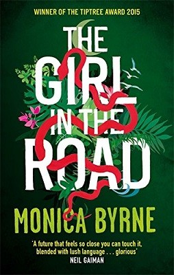 The Girl in the Road (Paperback)