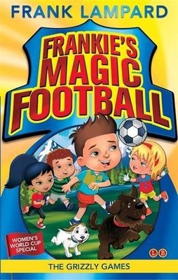 Frankie's Magic Football: The Grizzly Games: Book 11 - Frankie's Magic Football (Paperback)