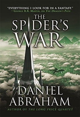 The Spider's War: Book Five of the Dagger and the Coin - Dagger and the Coin (Paperback)