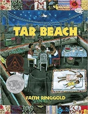 Tar Beach (Paperback)