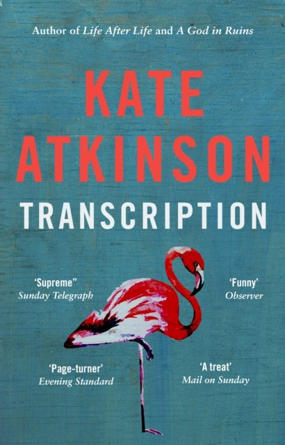 Transcription by Kate Atkinson | Waterstones