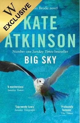 Big Sky: Exclusive Edition - Jackson Brodie (Paperback)