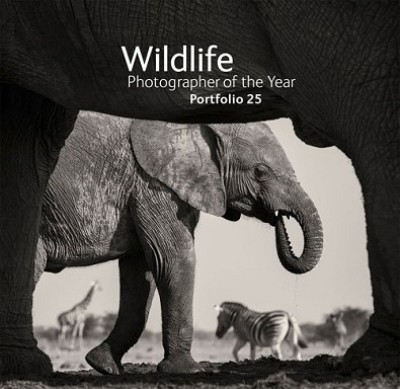Wildlife Photographer of the Year: Portfolio 25 - Wildlife Photographer of the Year (Hardback)