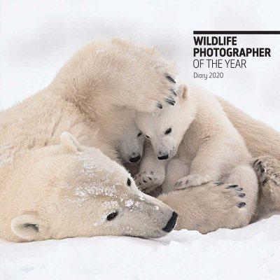 Wildlife Photographer of the Year Desk Diary 2020 - Wildlife Photographer of the Year Diaries (Hardback)