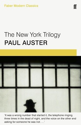 The New York Trilogy: Faber Modern Classics (Paperback)