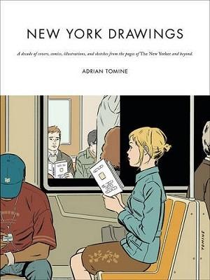 New York Drawings (Paperback)