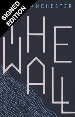 Cover of the book, The Wall.
