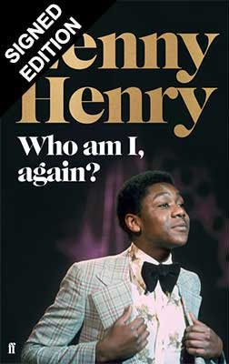 Cover of the book, Who Am I, Again?.