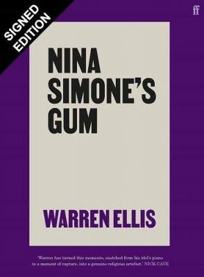 Nina Simone's Gum: Signed Edition (Hardback)