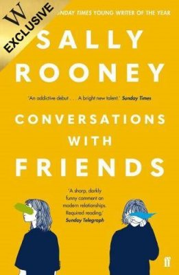Conversations with Friends: Exclusive Edition (Paperback)